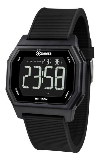 Relógio X-games Masculino Digital Xgppd112 Pxpx Preto