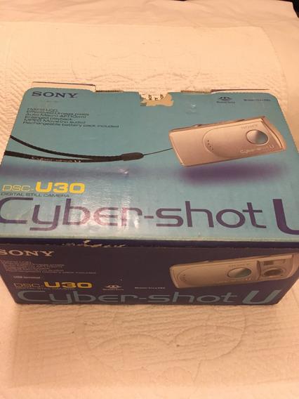 Camara Fotográfica Sony Dsc-u30 Cyber-shot U