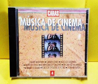 Música Clássica Cd De Cinema Caras Volume 4