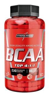 Amino Bcaa Top 4:1:1 (240caps) - Integralmédica - Promo