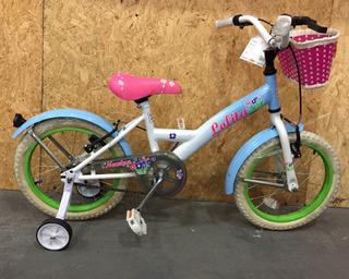 Bicicleta Newton Lolita Rodado 16 Full Nena