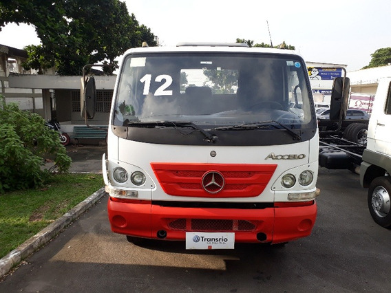 Mercedes Benz Accelo 1016 2012 Chassi