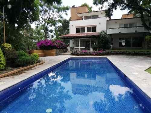 Casa En Condominio En Rancho Cortés / Cuernavaca - Ham-433-cd*