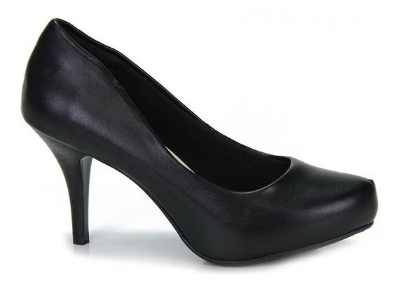 Sapato Salto Facinelli