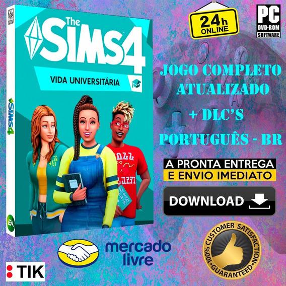 The Sims 4 - Completo - Todas Dlc