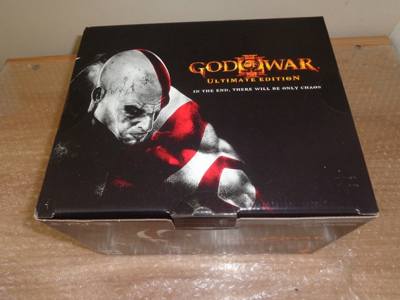 God Of War 3 Ultimate Edition - A Caixa De Pandora - Ps3