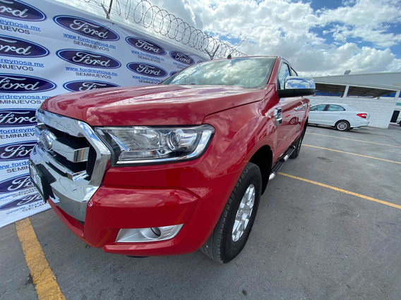 Ford Ranger 2.5 Xlt Cabina Doble 4x2 Mt 2019