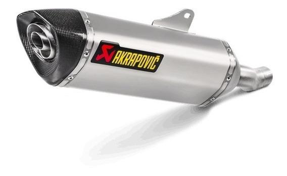 Escape Akrapovic S-h5so3-hrss Moto Honda Cb500f Cbr400/500r