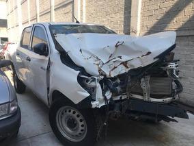 Toyota Hilux 2.8 Tdi 2018 Para Reparar