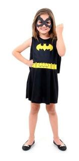 Disfraz Disfraz Batichica Super Chica Original Antifaz