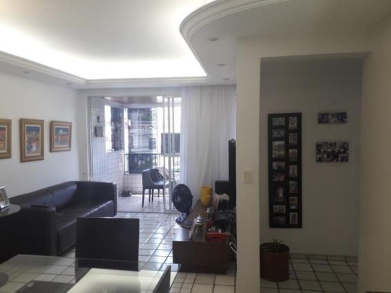 Apartamento Com 3 Dormitórios À Venda, 110 M² Por R$ 390.000,00 - Graças - Recife/pe - Ap9272