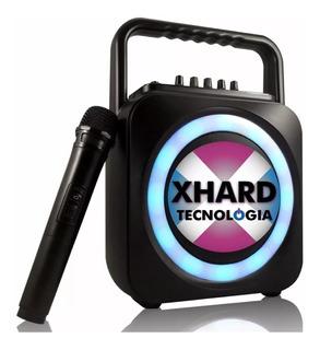 Bafle Portatil Panacom Bluetooth Sp 3060 Bt 2500 W Luces Karaoke Usb Radio Fm