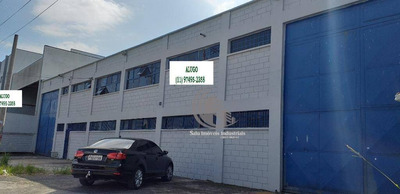 Galpão Para Alugar Em Cumbica - Cidade Industrial Satélite De São Paulo - Guarulhos/sp - Ga0293