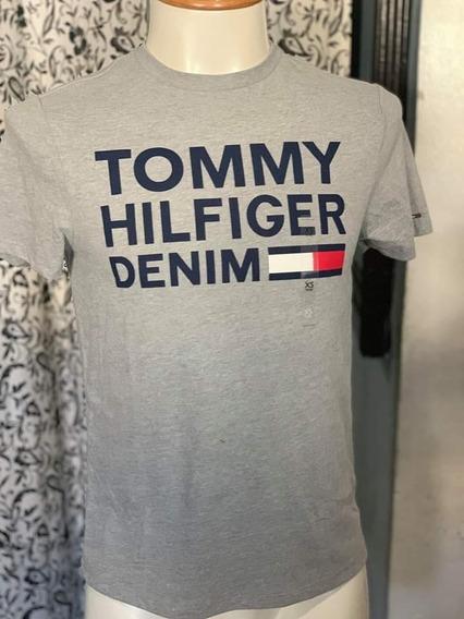Playera Tommy Hilfiger Nueva Y Original