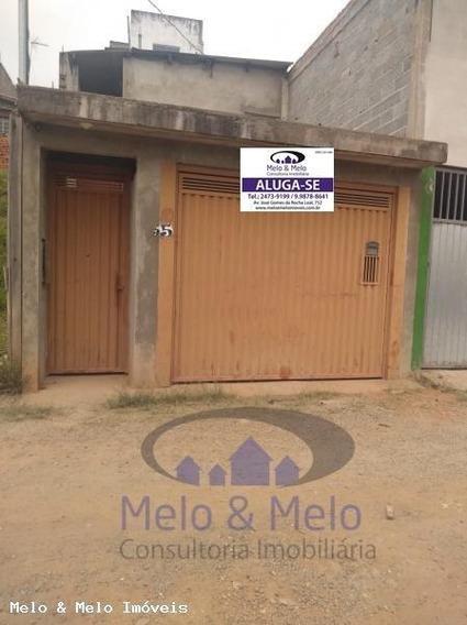 Casa Para Locação Em Bragança Paulista, Bom Retiro - 1646