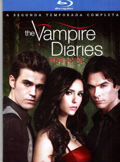 Bluray Série The Vampire Diaries 2ª Temporada