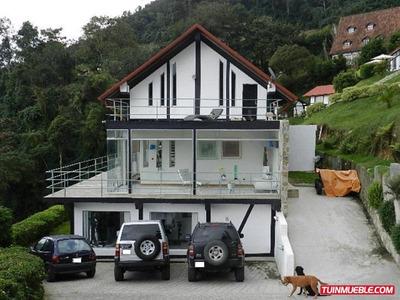 Hermosa Casa En La Colonia Tovar. Código # 384