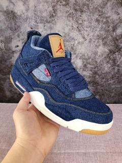 Zapatillas Jordan Retro 4 Levis