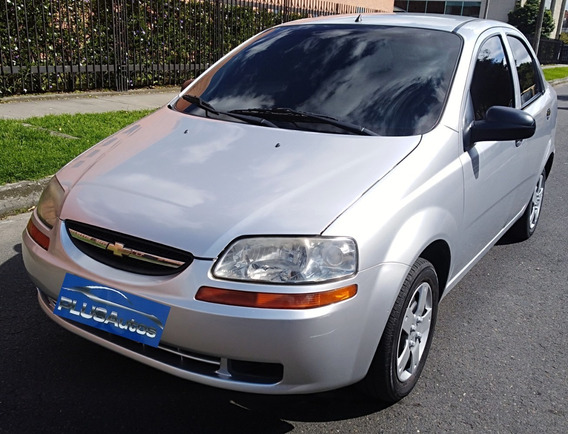 Chevrolet Aveo Family 1.5 Mt