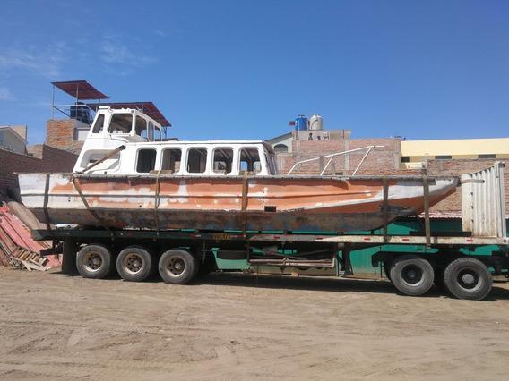 Embarcacion Para Trabajo Rotork Marine Sea Truck 42
