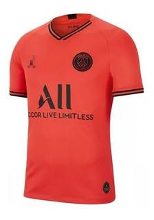 Camiseta Paris Saint Germain 2019/2020 Visitante Vapor