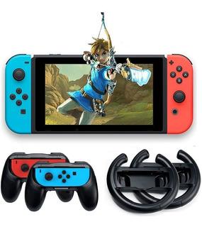 Volante Para Controladores De Nintendo Switch