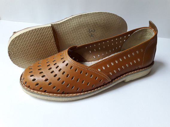 Zapatos Chatitas Nuevas! Marca Febo De Cuero