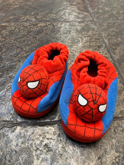 Pantuflas Spiderman Disney Store
