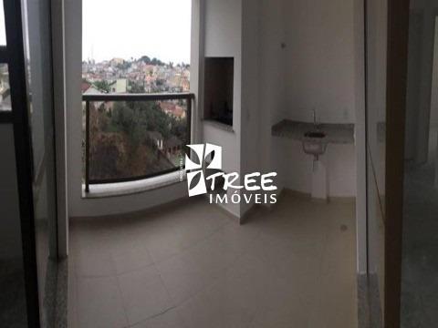 Venda - Apartamento - Eko Park Varandas Com 75,30 M² Distribuídos Em 03 Dormitórios Sendo 01 Suíte, Banheiro Social, Sala De Estar E Tv, Cozinha, Lavanderia E 02 Vagas Cobertas. Pr - Ap00364 - 328841