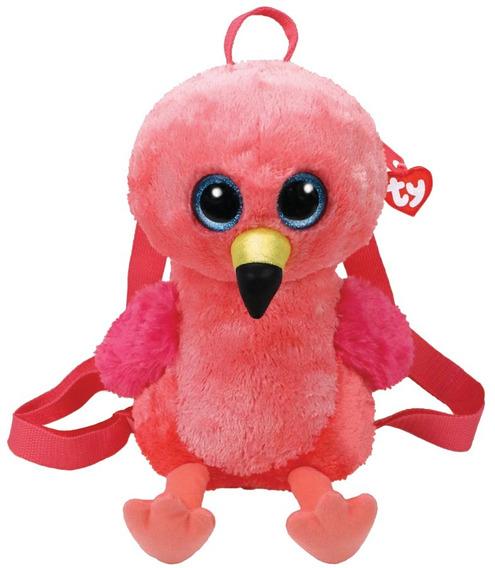 Mochila Fashion - Flamingo Gilda