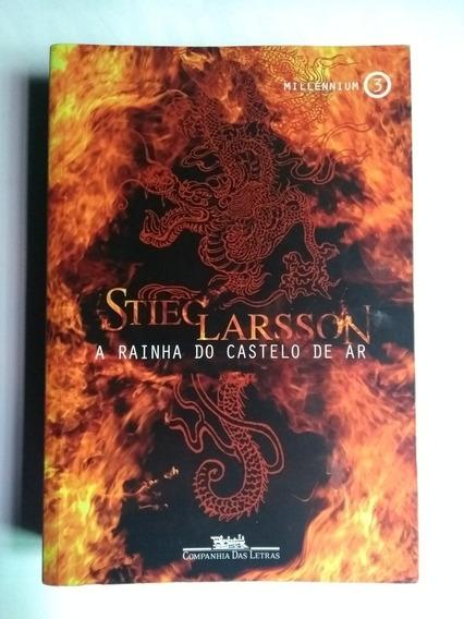Millennium Livro 3 A Rainha Do Castelo De Ar