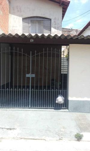 Casa  2 Dorm Banh Sala Coz Quintal Lav 1 Vaga - Fl15- 03
