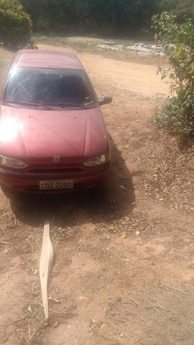 Fiat Palio 4 Portas Com Trava