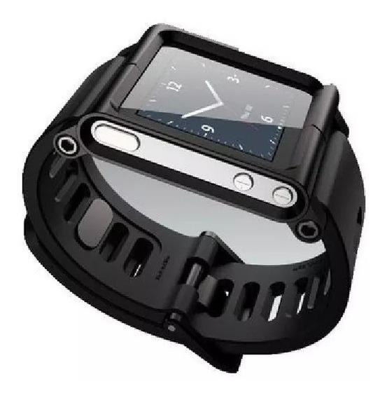 Extensible iPod Nano 6 Generacion Correa Aluminio 3 Colores