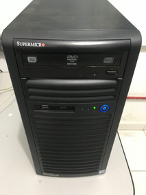 Servidor Supermicro Xeon E3 1220 V3 C/ Windows Server 2012
