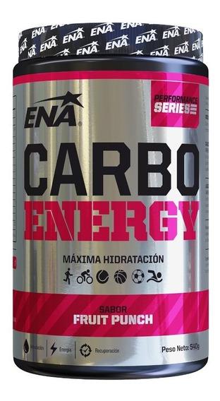 Carbo Energy 540 Gr Ena Bebida Deportiva Isotónica En Polvo