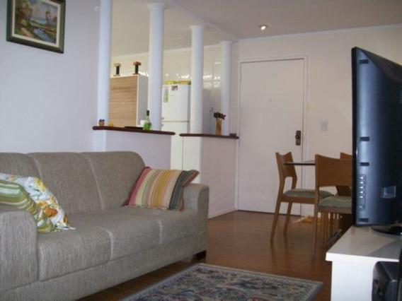 Apartamento Em Cristal Com 1 Dormitório - Ex8290