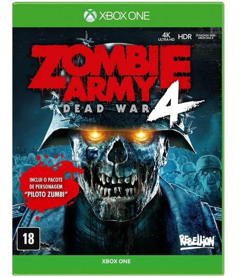 Jogo Xbox One Zombie Army 4: Dead War - Day One Edition