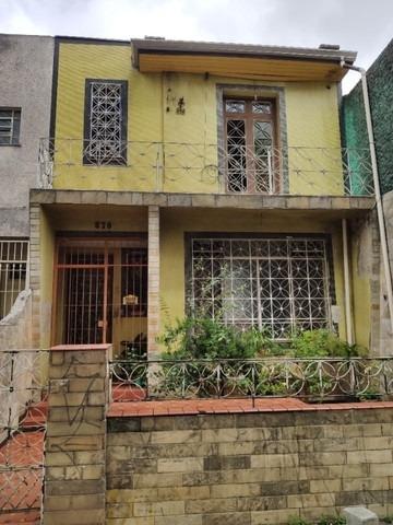 Imagem 1 de 15 de Casa Em Vila - 120 M² - 2 Dorm. - Cambuci - 344