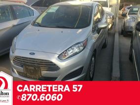 Ford Fiesta 2013 Plata