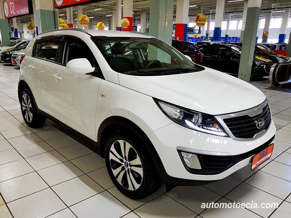 Kia Sportage 2.0 Lx 4x4 16v Flex 4p Automático