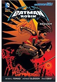 Hq Batman & Robin: Réquiem Dc Comics Panini Português