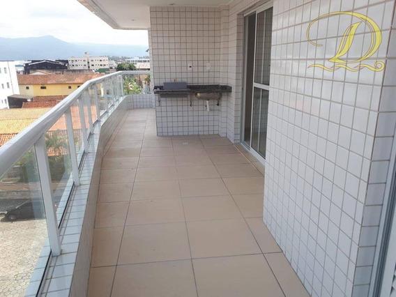Apartamento 02 Suítes Com 04 Banheiros, Varanda Gourmet E Lazer Na Cobertura, Top!!! - Ap2538