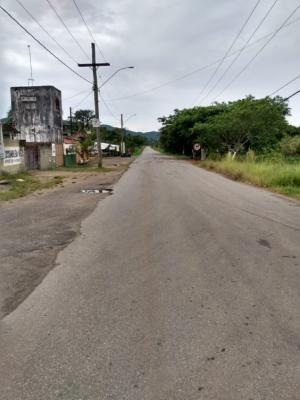 Imagem 1 de 9 de Terreno De Chácara Em Itanhaém Lado Serra 8km Da Rodovia