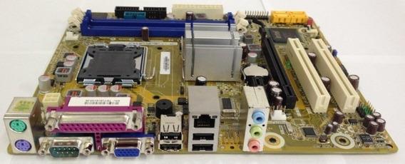 Kit Placa Mãe 775 Ddr3 Ipm41 + Core 2 Duo E8400 + 2gb Ddr3