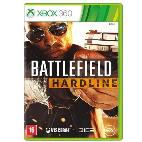 Jogo Battlefield Hardline - Xbox 360 Mídia Física Usado