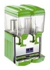 Expendedora De Jugo Refrigerada 2x15 Litros