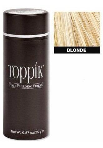 Toppik Hair Fibra Capilar Para Calvície 25 Gramas Loiro