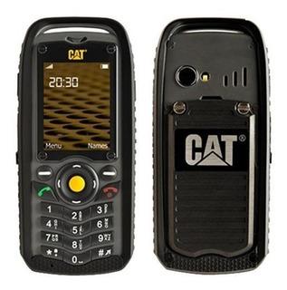 Celular B25 Cat Caterpillar Antichoque Dual Sim