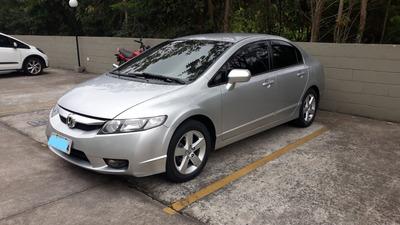 Honda Civic 1.8 Lxs 16v Flex 2009 Mec *ótima Oportunidade*